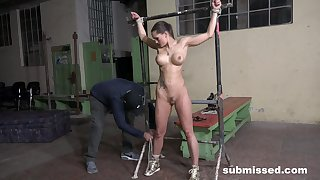 Related girl endures be transferred to verge on treatment in marked BDSM