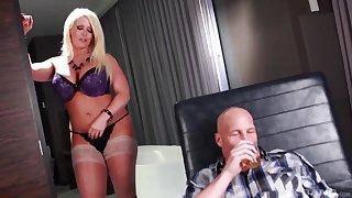 Mart pornstar Alura Jenson with massive boobs gets fucked well
