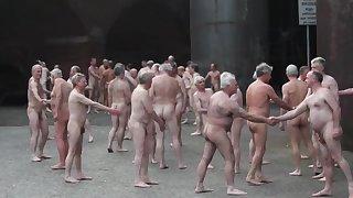 British people art nude