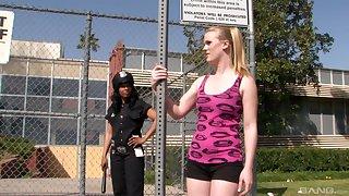 Interracial lesbian fuck is a catch favorite sex game of Anita Peida