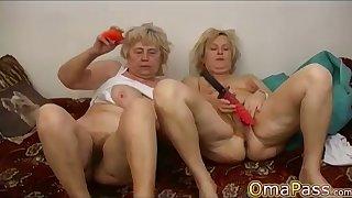 OmaPasS Upfront Soft Mature Dabbler Porn Mistiness