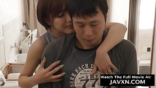 Arousing Japanese Mommy And Hot Stepson