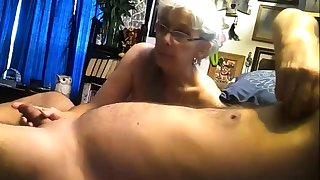 My Dumb Cunt Fuck Toy Debbie being dominated by her Old hand